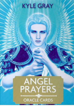 Angel Prayers Oracle Cards - Kyle Gray