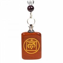 Chakra nøglering - 1 Chakra Muladhara - Rodchakraet