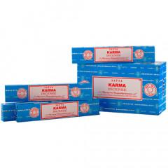Satya Karma røgelse - 15 gram - Røgelsespinde