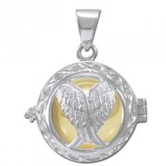 engle klokke smykke