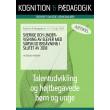 Sverige och undervisning av elever med särskild begåvning i slutet av 2018 - E-bog