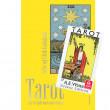 Tarot bog + Giant Rider Waite Tarot - Tarotkort