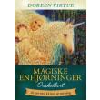 Magiske enhjørninger - på dansk - orakelkort - Doreen Virtue