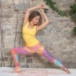 Yoga leggings - Rainbow - Spirit of om