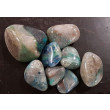 Azurit chrysocolla - pr sten