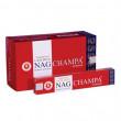 Golden Nag Champa Røgelse - 15 gram - Indisk Røgelse