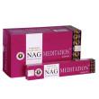Golden Nag Meditation Røgelse - 15 gram - Indisk Røgelse