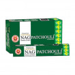 Golden Nag Patchouli Røgelse - 15 gram - Indisk Røgelse