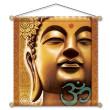 Meditations Banner med Buddha