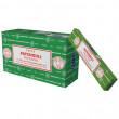 Satya Patchouli røgelse - 15 gram - Røgelsespinde