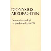 Den mystiske teologi Dionysios Areopagiten