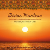 Divine Mantras - 2 CD - Fønix Musik Pia Skov