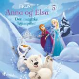 Frost - Anna og Elsa 5 - Den magiske fløjtespiller - E-lydbog Disney