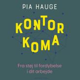 Kontorkoma - E-lydbog Pia Hauge