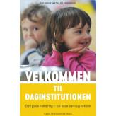 Velkommen til daginstitutionen - E-bog Kathrine Mathilde Fagereng