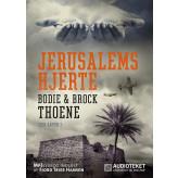 Jerusalems hjerte - Zion-arven 3 - E-lydbog Bodie & Brock Thoene