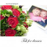 Tak for dansen - E-bog Sussi Freund Kjeldgaard