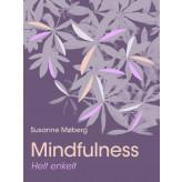Mindfulness - helt enkelt  - E-lydbog Susanne Møberg
