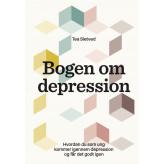 Bogen om depression - E-bog  Tea Sletved