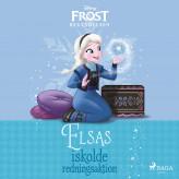 Frost - Begyndelsen - Elsas iskolde redningsaktion - E-lydbog Disney