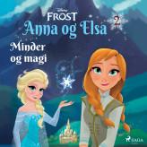 Frost - Anna og Elsa 2 - Minder og magi - E-lydbog Disney