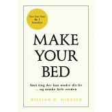 Make Your Bed - E-lydbog William H. McRaven