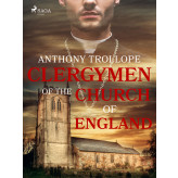 Clergymen of the Church of England - E-bog Anthony Trollope