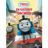 Thomas og vennerne - En historie om mod - E-bog Mattel