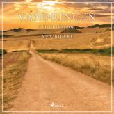 Vandringen - I pilgrimsspor - E-lydbog Ann Bjerre