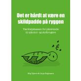 Det er hårdt at være en skildpadde på ryggen - E-lydbog Maj Bjerre, Anja Engmann