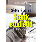 Stærk studietid - E-bog Sandra Lütken