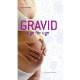 Gravid uge for uge - E-bog Gitte Dencker