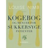 Kogebog og menuer for sukkersygepatienter - E-bog Louise Nimb