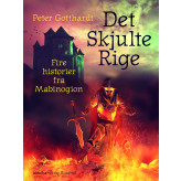 Det Skjulte Rige: fire historier fra Mabinogion - E-bog Peter Gotthardt