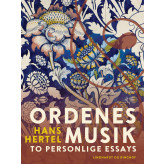 Ordenes musik. To personlige essays - E-bog Hans Hertel