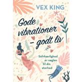 Gode vibrationer – godt liv - Udkommer 17-5-2021 - Kan forudbestilles