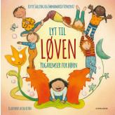 Lyt til løven - yogaremser for børn Lotte Salling og Emmamaria Vincentz