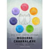 Moderne chakralære - Din farvetype, dit liv Jette Holm
