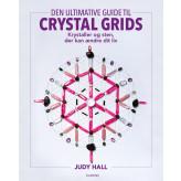 Den ultimative guide til crystal grids  Judy Hall