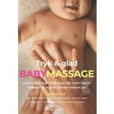 Tryk og glad babymassage Katrine Birk