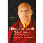 Et ædelt hjerte Karmapa Orgyen Trinley Dorje
