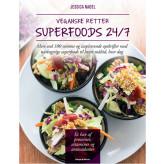 Veganske retter - Superfoods 24/7 Jessica Nadel