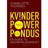 Kvinder med power og pondus Charlotte Thorsen