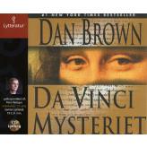 Da Vinci Mysteriet - Lydbog Dan Brown
