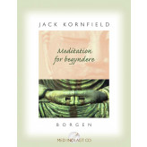 Meditation for begyndere - incl CD Jack Kornfield