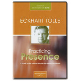 Practicing Presence: A Guide For The Spiritual Teacher & Health Practitioner - Eckhart Tolle - 5 DVDer