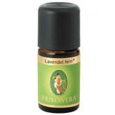 Lavendel – Økologisk Olie - 5ml - Primavera