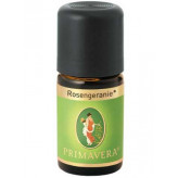 Rose Geranium – Økologisk Olie - 5ml - Primavera