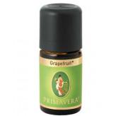 Grapefrugt – Økologisk Olie - 5ml - Primavera