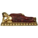 Buddha liggende